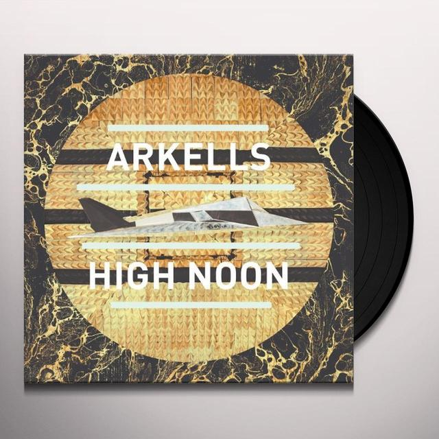 Arkells HIGH NOON Vinyl Record - Canada Import