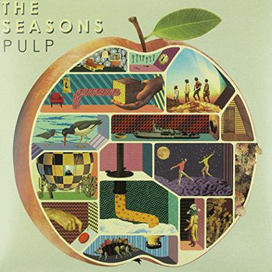 SEASONS PULP Vinyl Record