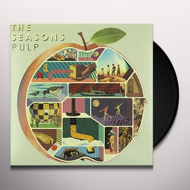SEASONS PULP Vinyl Record - Canada Import