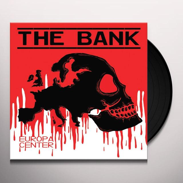 Bank EUROPA CENTER Vinyl Record