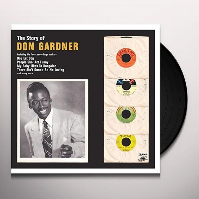 STORY OF DON GARDNER Vinyl Record - UK Import