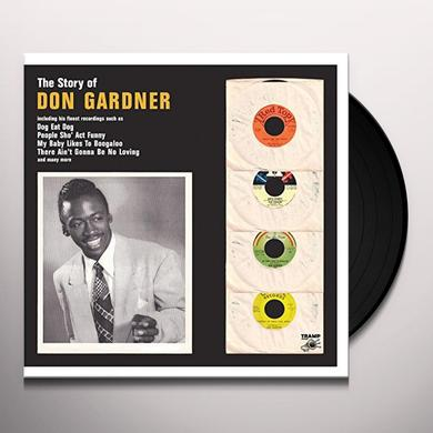 STORY OF DON GARDNER Vinyl Record - UK Import