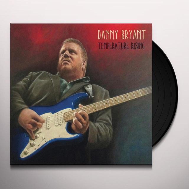 Danny Bryant TEMPERATURE RISING (UK) (Vinyl)