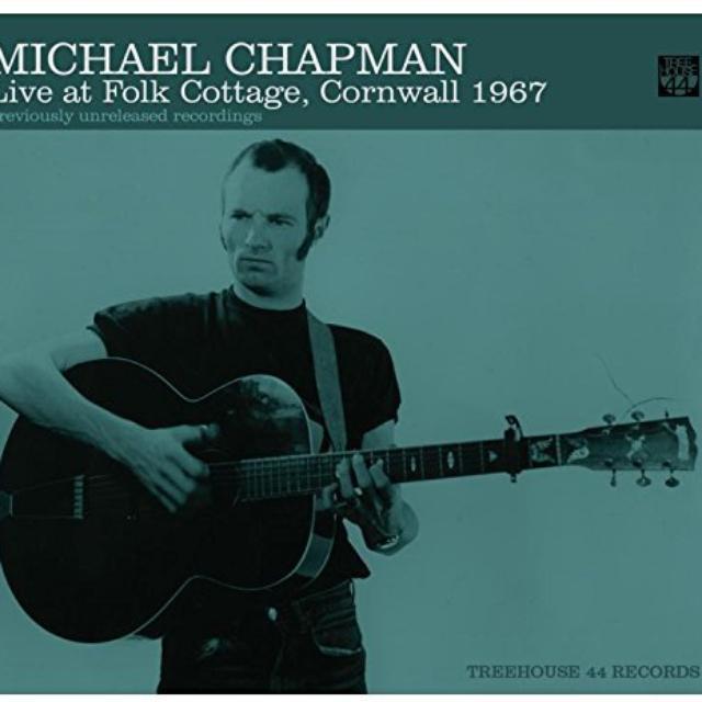 Michael Chapman LIVE AT FOLK COTTAGE CORNWELL 1967 Vinyl Record
