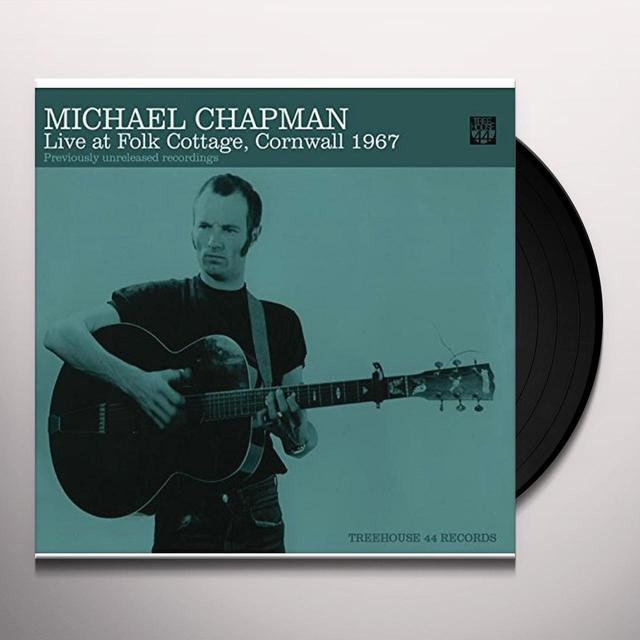 Michael Chapman LIVE AT FOLK COTTAGE CORNWELL 1967 Vinyl Record - UK Import