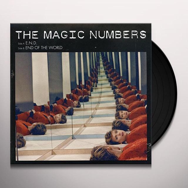 The Magic Numbers E.N.D. Vinyl Record