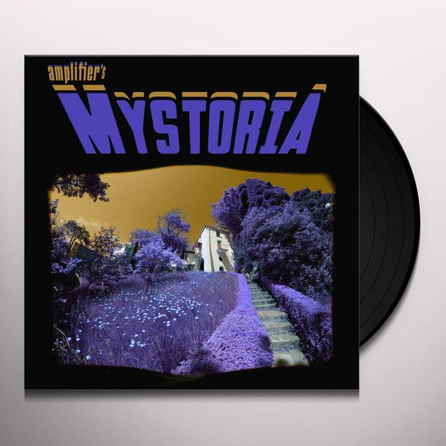 Amplifier MYSTORIA Vinyl Record - UK Import