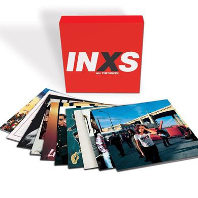 Inxs ALBUM COLLECTION Vinyl Record
