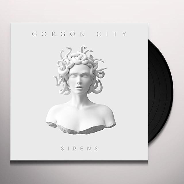 GORGON CITY ZAK ABEL SIRENS Vinyl Record