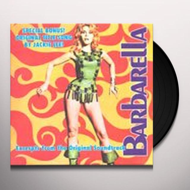BARBARELLA / O.S.T. (UK) BARBARELLA / O.S.T. Vinyl Record - UK Import