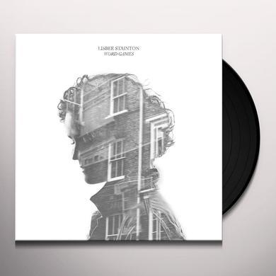 Lisbee Stainton WORD GAMES Vinyl Record - UK Import