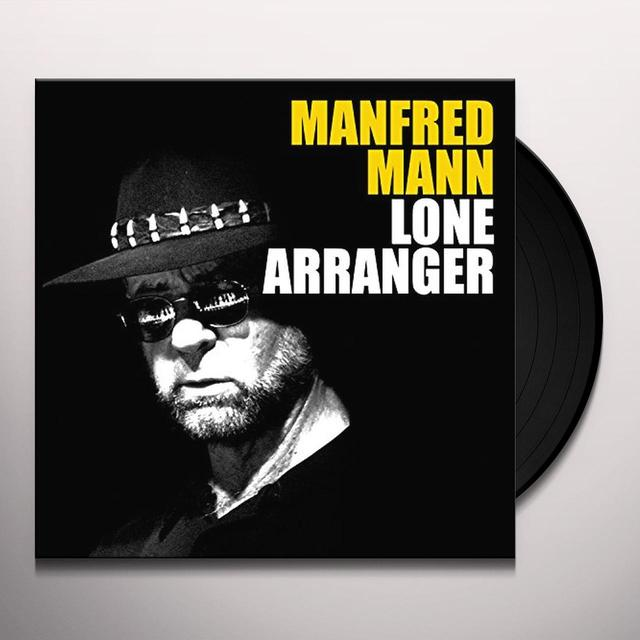 Manfred Mann LONE ARRANGER Vinyl Record - UK Release