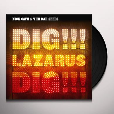 Nick Cave & The Bad Seeds DIG LAZARUS DIG! Vinyl Record