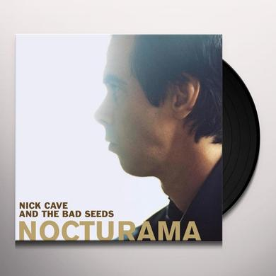 Nick Cave & The Bad Seeds NOCTURAMA Vinyl Record - UK Import