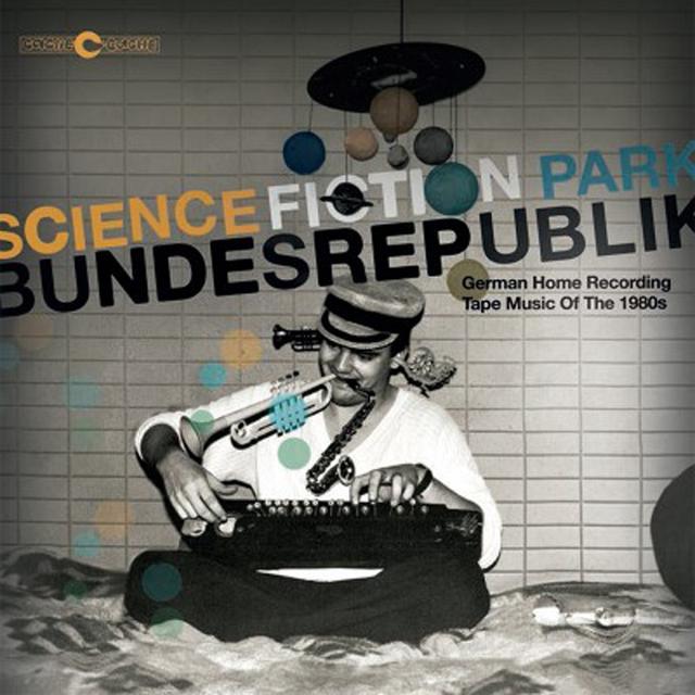 SCIENCE FICTION PARK BUNDESREPUBLIJ (UK) (Vinyl)