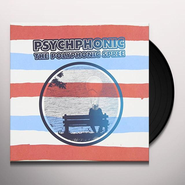 The Polyphonic Spree PSYCHPHONIC Vinyl Record