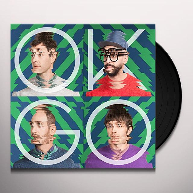 Ok Go HUNGRY GHOSTS Vinyl Record