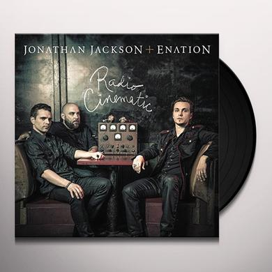 Jonathan Jackson + Enation RADIO CINEMATIC Vinyl Record