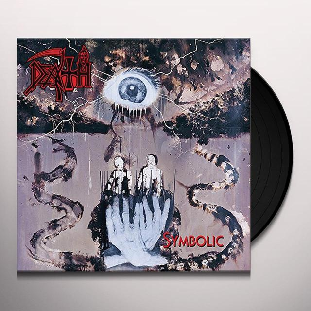 Death SYMBOLIC Vinyl Record