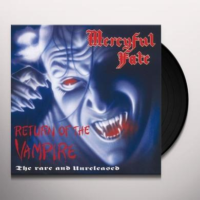 Mercyful Fate RETURN OF THE VAMPIRE Vinyl Record