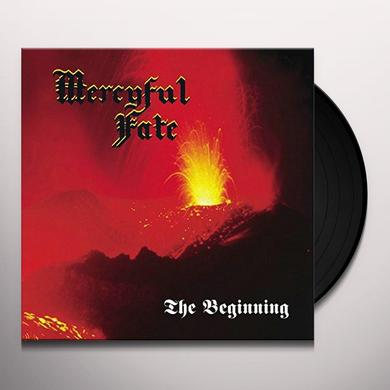 Mercyful Fate BEGINNING Vinyl Record - 180 Gram Pressing, Reissue