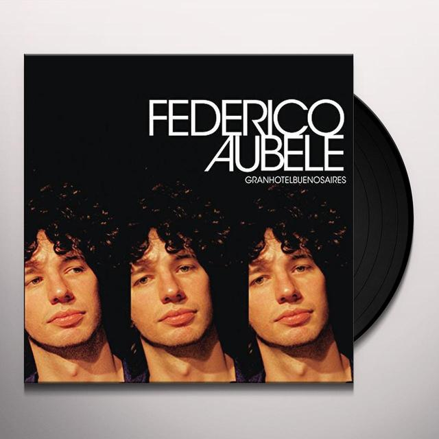 Federico Auebele GRAN HOTEL BUENOS AIRES Vinyl Record