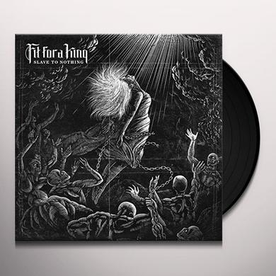 FIT FOR A KING SLAVE TO NOTHING Vinyl Record