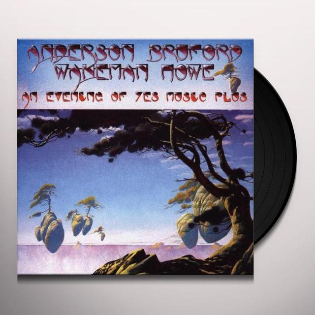 Anderson Bruford Wakeman & Howe AN EVENING OF YES MUSIC 1 Vinyl Record - Limited Edition