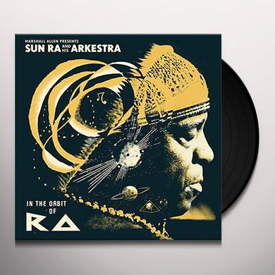 Marshall Presents Sun Ra Allen & His Arkestra IN THE ORBIT OF RA Vinyl Record