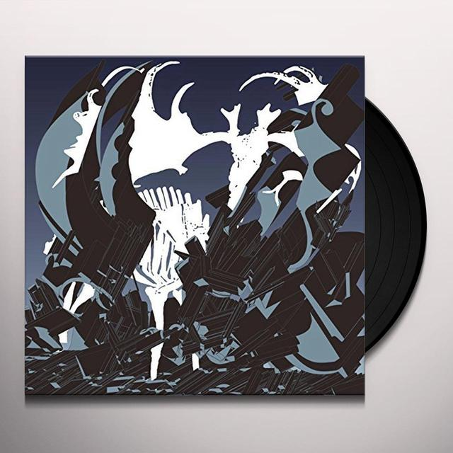 BORIS WITH MERZBOW SUN BAKED SNOW CAVE Vinyl Record