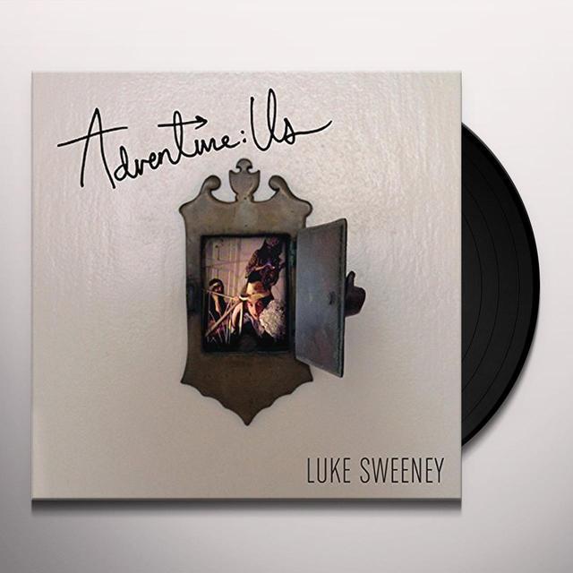 Luke Sweeney ADVENTURE: US Vinyl Record