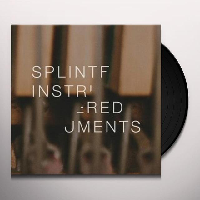 Matthew Collings SPLINTERED INSTRUMENTS Vinyl Record