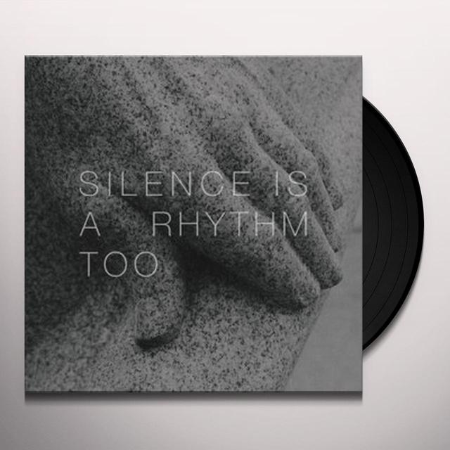 Matthew Collings SILENCE IS A RHYTHM TOO Vinyl Record - Gatefold Sleeve