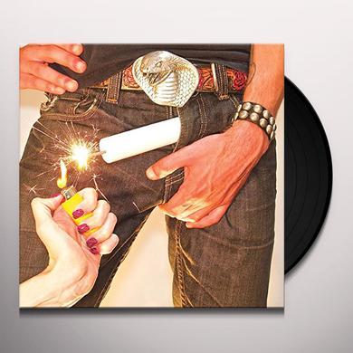 WHITE DYNOMITE Vinyl Record
