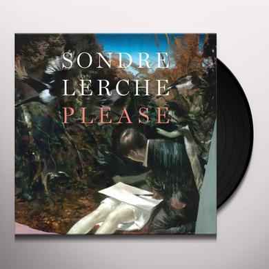 Sondre Lerche PLEASE Vinyl Record - w/CD, Digital Download Included