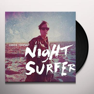 Chuck Prophet NIGHT SURFER Vinyl Record