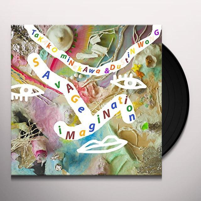 Dustin Wong & Minekawa Takako SAVAGE IMAGINATION Vinyl Record - Digital Download Included