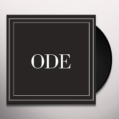 Tin Man ODE Vinyl Record