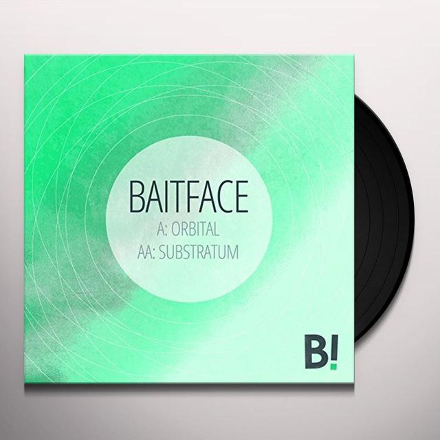 BAITFACE ORBITAL / SUBSTRATUM Vinyl Record