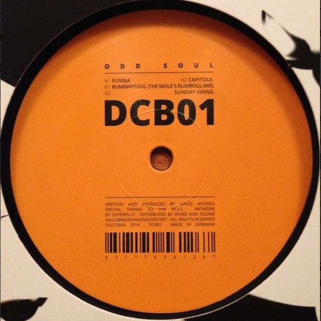 ODD SOUL RUMBA Vinyl Record