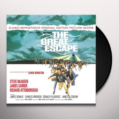 Elmer Bernstein GREAT ESCAPE / O.S.T. Vinyl Record