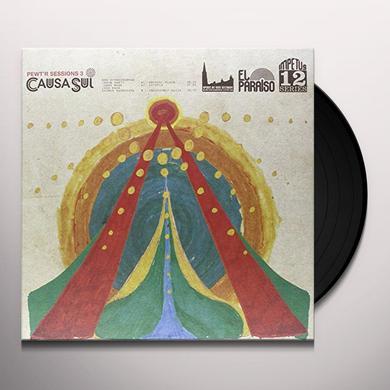 Causa Sui PEWTR SESSIONS 3 Vinyl Record