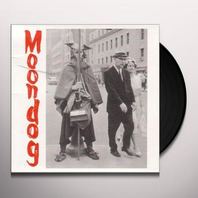 Moondog VIKING OF SIXTH AVENUE Vinyl Record