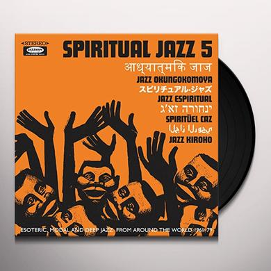 SPIRITUAL JAZZ 5: WORLD / VARIOUS Vinyl Record