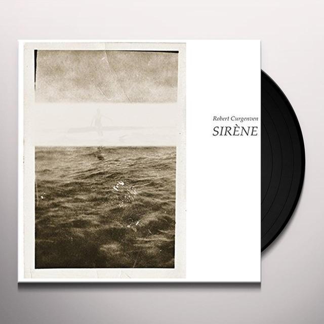 Robert Curgenven SIRENE Vinyl Record