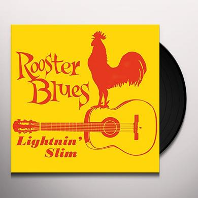 Lightnin Slim ROOSTER BLUES Vinyl Record