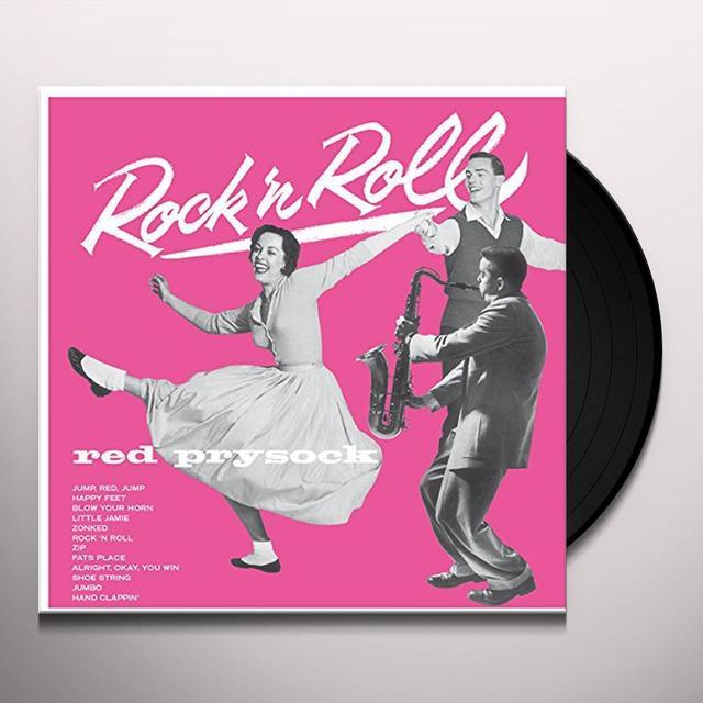 Red Prysock ROCK N ROLL Vinyl Record