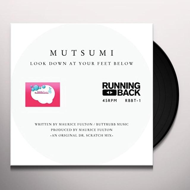 MUTSUMI LOOK DOWN AT YOUR FEET BELOW Vinyl Record