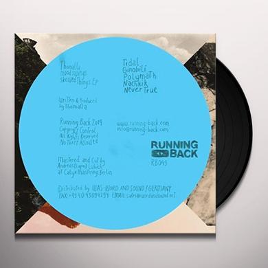 Thomalla MOOD SWINGS SKEWED THINGS (EP) Vinyl Record