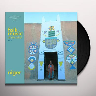 FOLK MUSIC OF THE SAHEL 1: NIGER / VARIOUS Vinyl Record